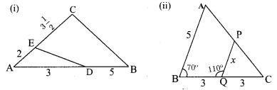 10th Maths Geometry Exercise 4.1 Solutions Samacheer Kalvi