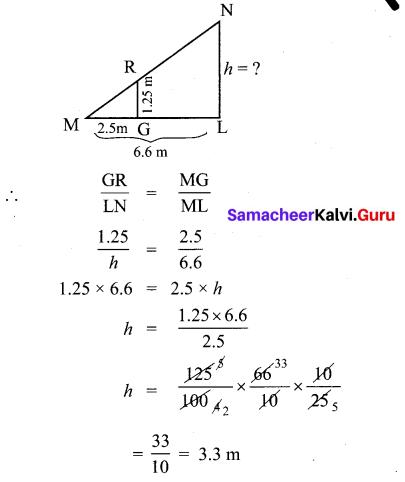 Ex 4.1 Class 10 Samacheer