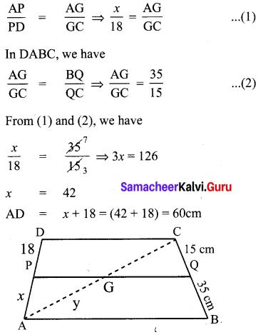 10th Maths Exercise 4.2 Samacheer Kalvi