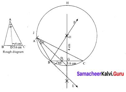 Samacheer Kalvi 10th Maths Chapter 4 Geometry Ex 4.2 21