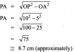 10th Practical Geometry Samacheer Kalvi Chapter 4 Ex 4.4