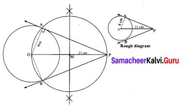 10th Standard Maths Geometry Samacheer Kalvi Chapter 4 Ex 4.4