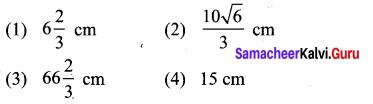 Samacheer Kalvi 10th Maths Chapter 4 Geometry Ex 4.5 5