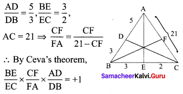 Samacheer Kalvi 10th Maths Chapter 4 Geometry Unit Exercise 4 15