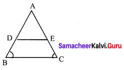 Samacheer Kalvi 10th Maths Chapter 4 Geometry Unit Exercise 4 9