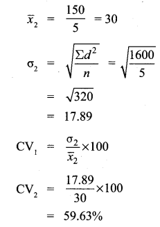 Samacheer Kalvi 10th Maths Solutions Chapter 8 Statistics and Probability Additional Questions 100