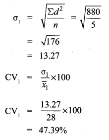 Samacheer Kalvi 10th Maths Solutions Chapter 8 Statistics and Probability Additional Questions 98
