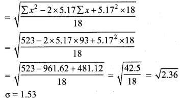 Samacheer Kalvi 10th Maths Solutions Chapter 8 Statistics and Probability Unit Exercise 8 68
