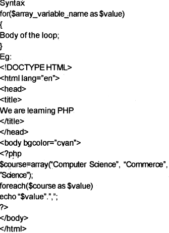 Plus Two Computer Science Notes Chapter 10 Server Side Scripting Using PHP 17